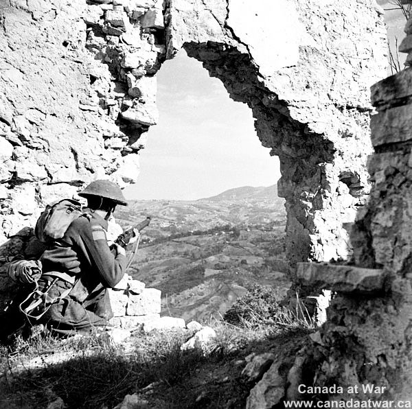 battle of ortona Italian campaign: canada and the battle of ortona 1 & canada's d-day  dodgers 1943 - 1944 the italian campaign j marshall 2007 2.