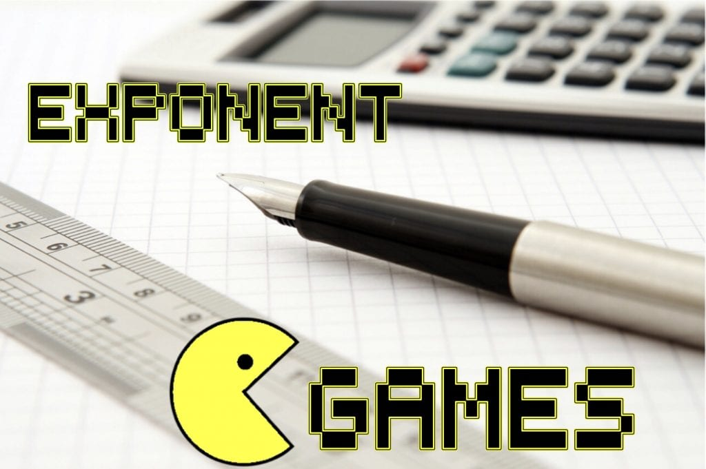 Exponent Card Games