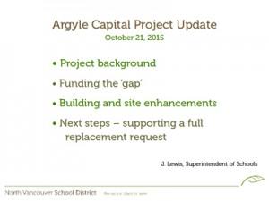 ArgyleCapitalProjectUpdate20151021
