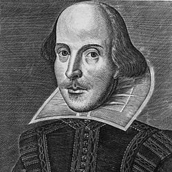 Shakespeare is actually pretty cool