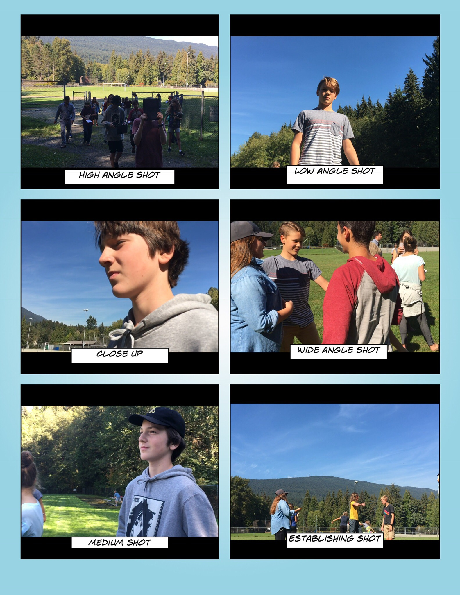 Camera Angles! | The Legend Of Lucas