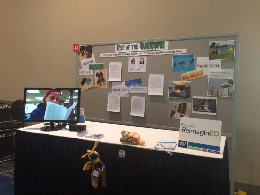 PLP Presents at ISTE