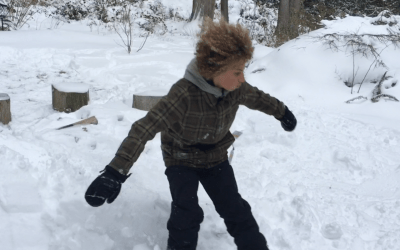 A Snow Day Means a Clips Day!
