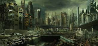 Damaging Dystopias
