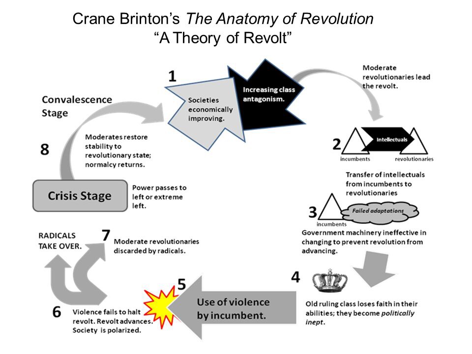 Anatomy of Revolution | The Kate Lifestyle