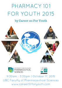 C101FY Pharmacy 101 for Youth 2015 - Poster