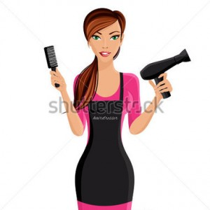 attractive-happy-girl-hairdresser-with-comb-and-hair-dryer-portrait-isolated-on-white-background-vector-illustration_195681488