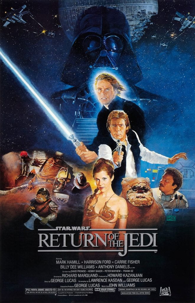 Return of the Jedi, My Review