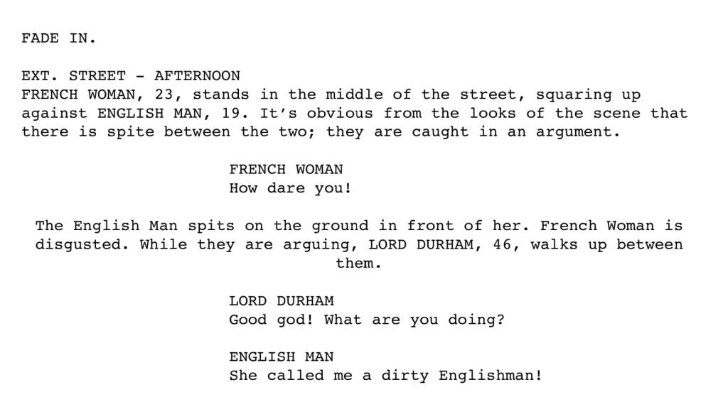 Lord Durham in 60 Seconds