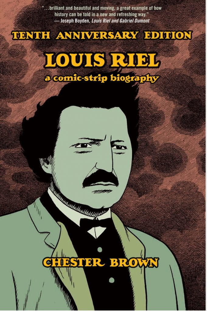 Louis Riel and Ethical Dimensions.... What?