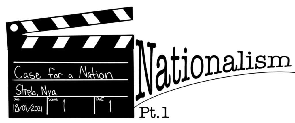 Take 1, Nationalism!
