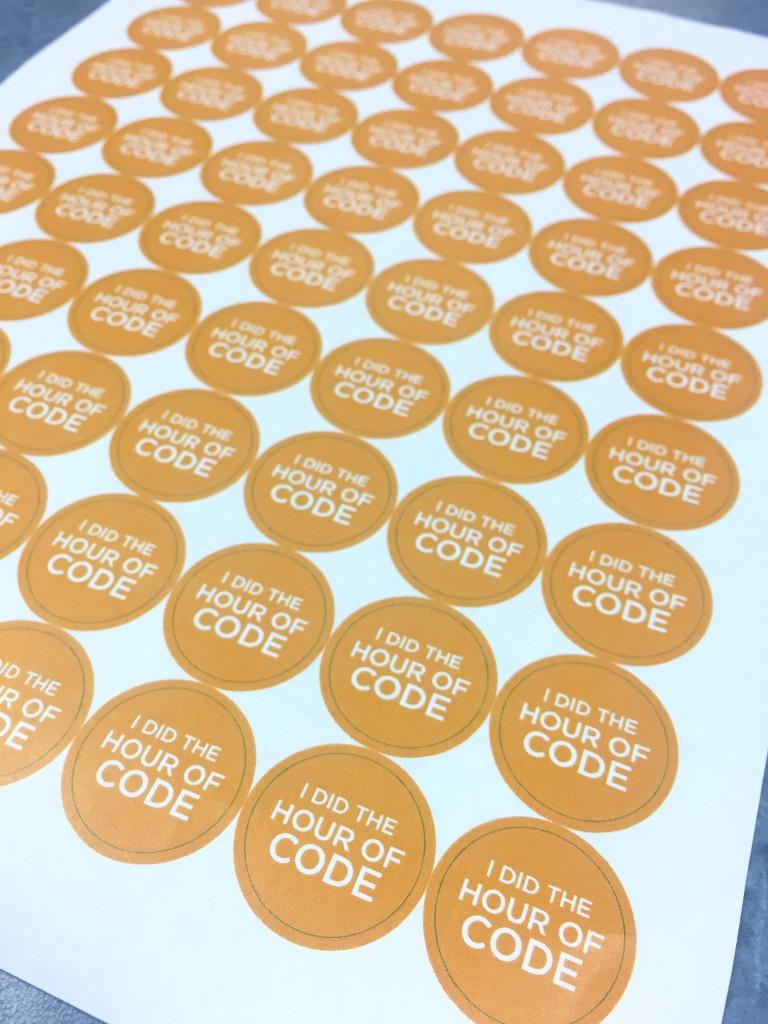 Hour of Code- success!