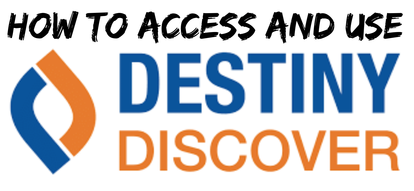 Access the McLibrary Audio/Ebooks on Destiny Discover