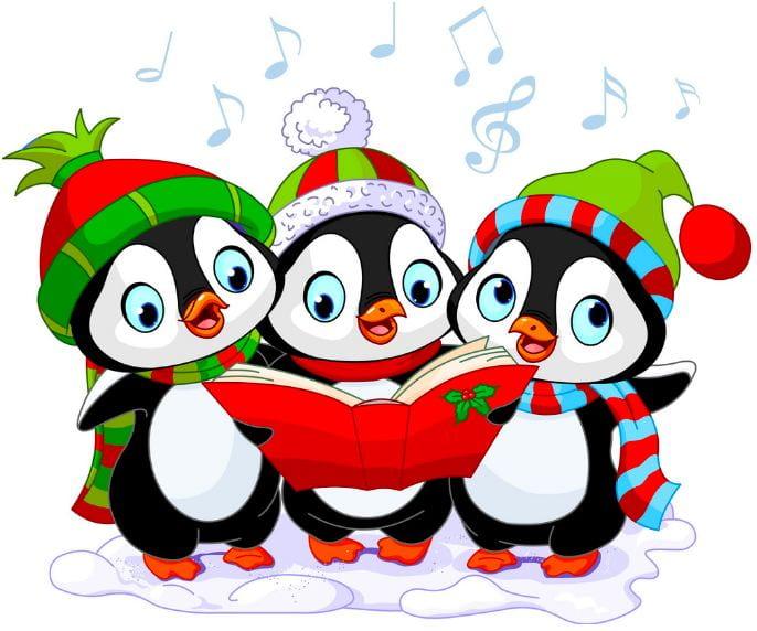 Christmas Carolling Fieldtrips (Gr. 2-5)