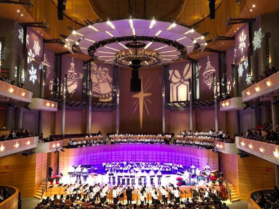Christmas Concert at the Chan Centre