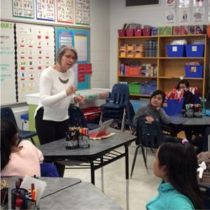 Mme Byman discussing the importance of fluency criteria.