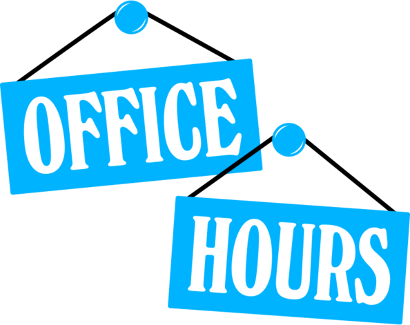 Today Office Hours