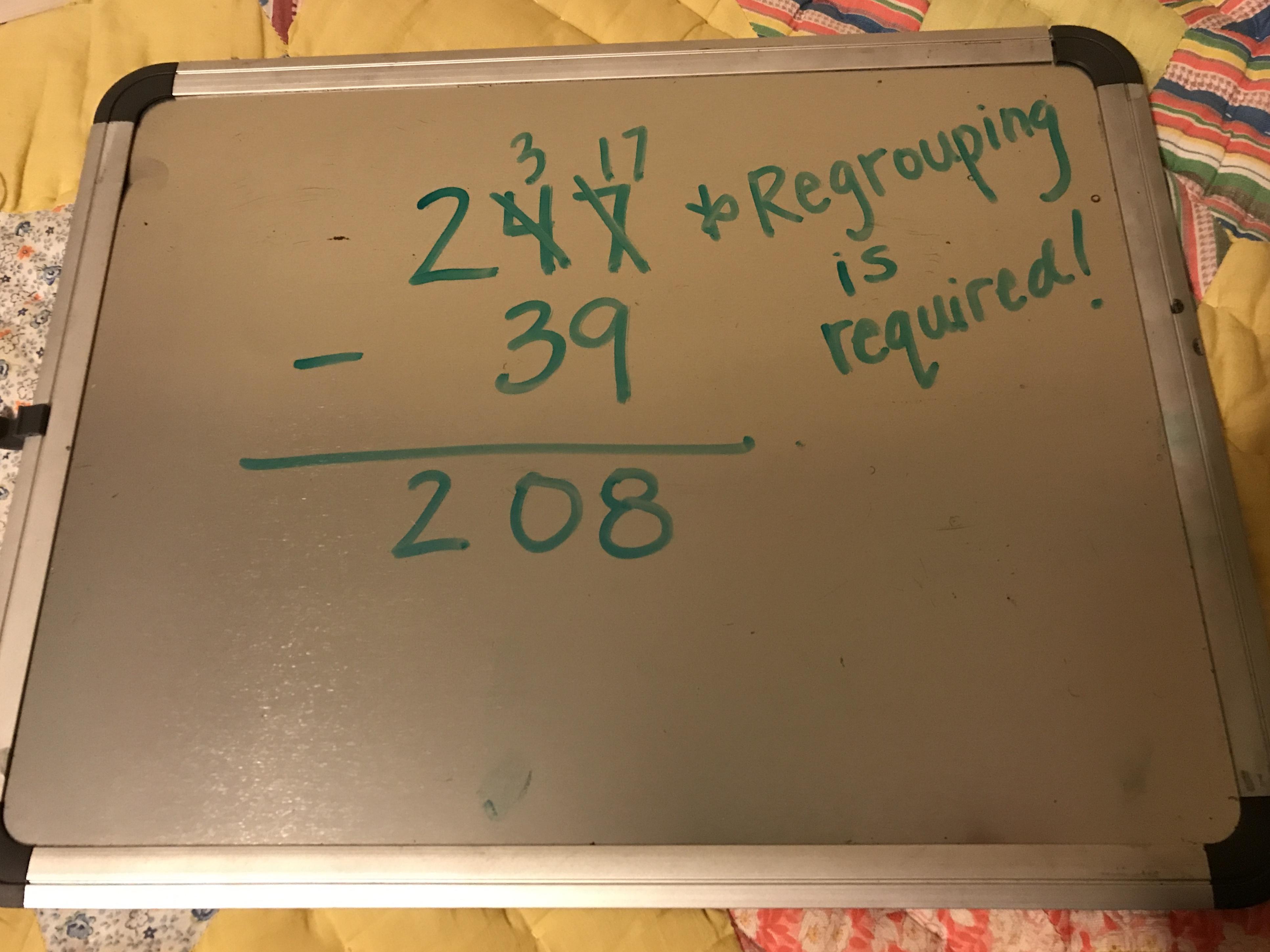 mental math | Easy as 123!