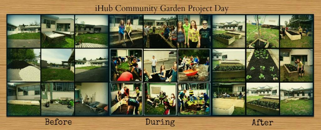 Successful Garden Building Day