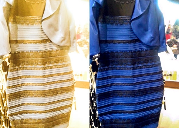 The two different ways people see #TheDress