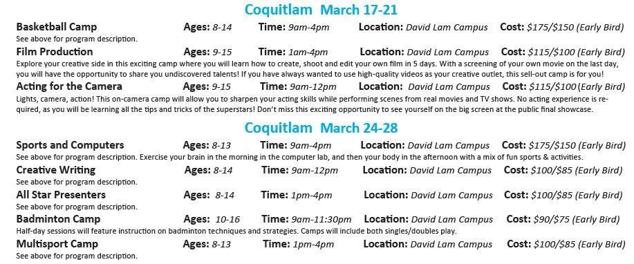 Douglas-College-Spring-Brochure-Coquitlam