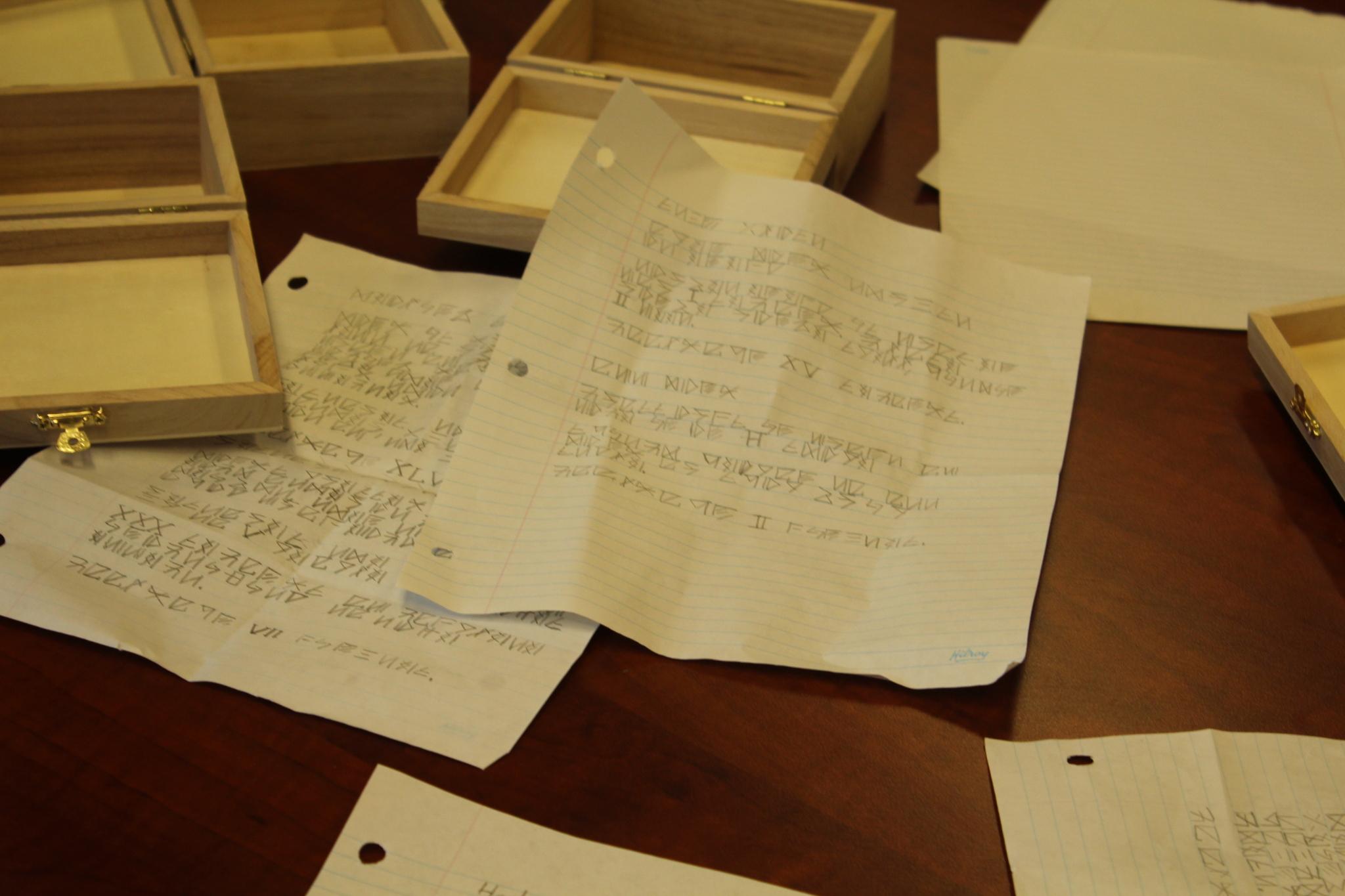 LARP Mage Script