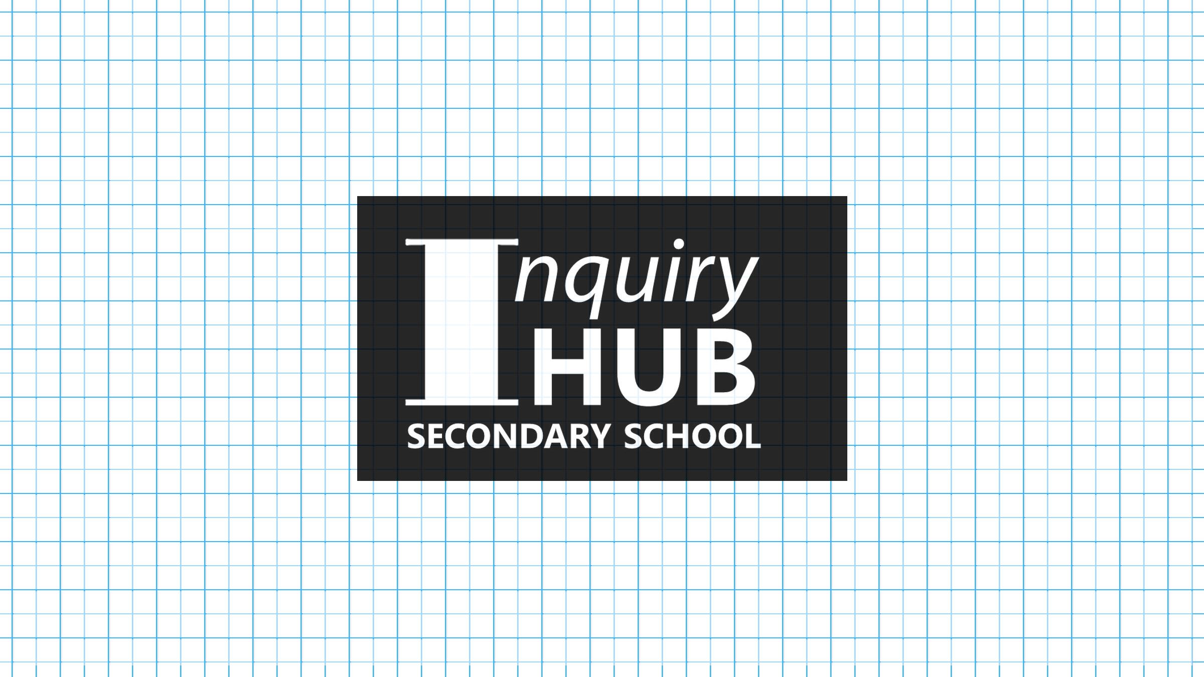 Inquiry Hub's old logo