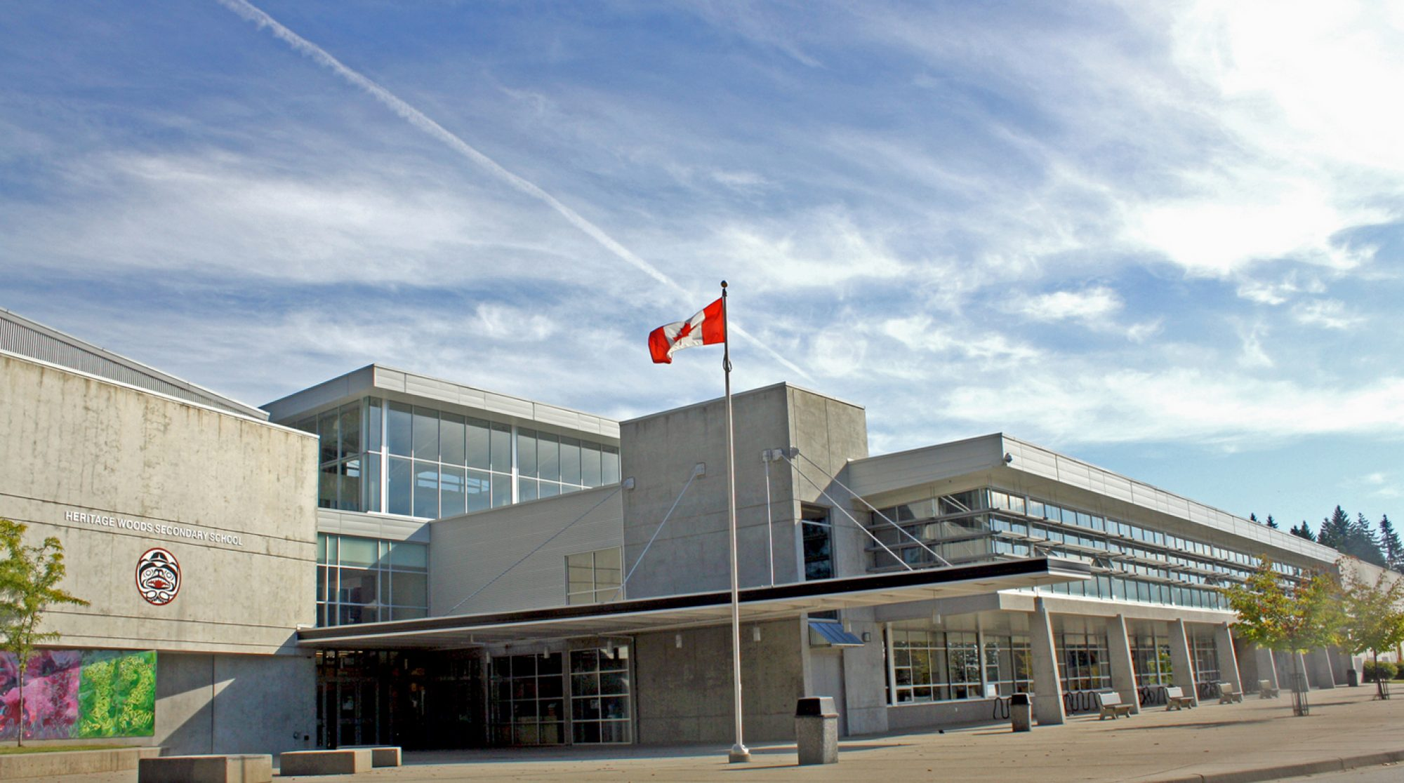 Heritage Woods Secondary School