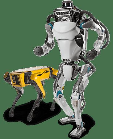 L'avancement Robot – Vont-ils devenir comme nous?
