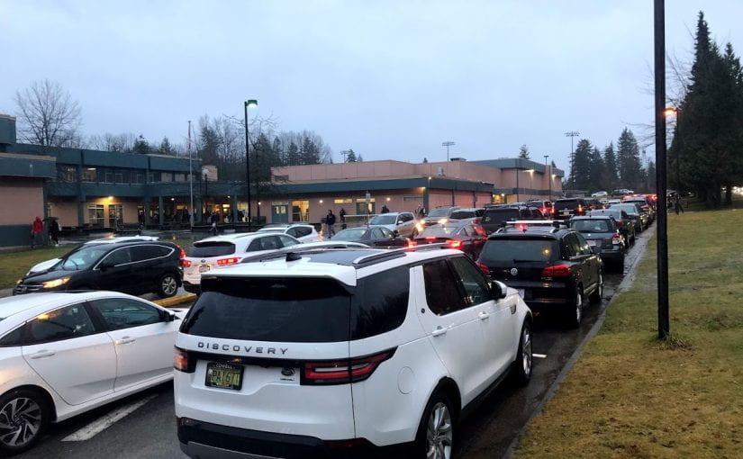Le Désastre à Best – Le trafic est inacceptable