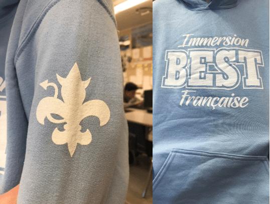 Charles Best : marchandise d'immersion française