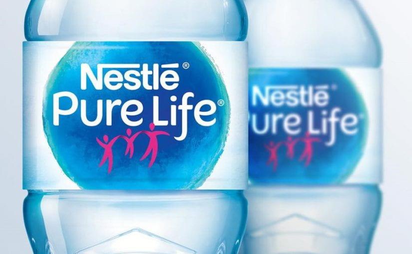 Nestlé vole de l'eau aux autochtones du Canada