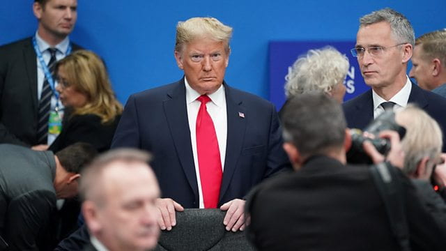 Une Affaire Ardue – Le mise en accusation de Donald Trump