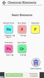 Periodic table app project alexandras blog is this app for all ages yes because no matter how old you are you could always use this app to review your periodic table urtaz Choice Image