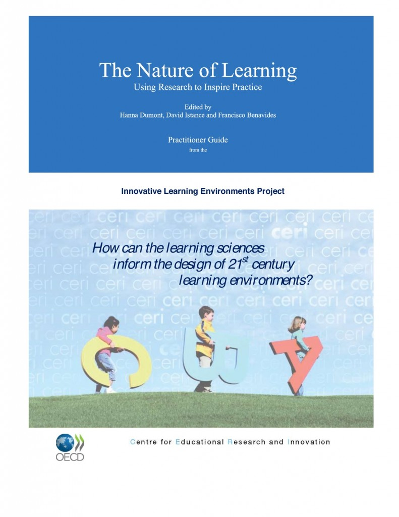 The nature of the learner