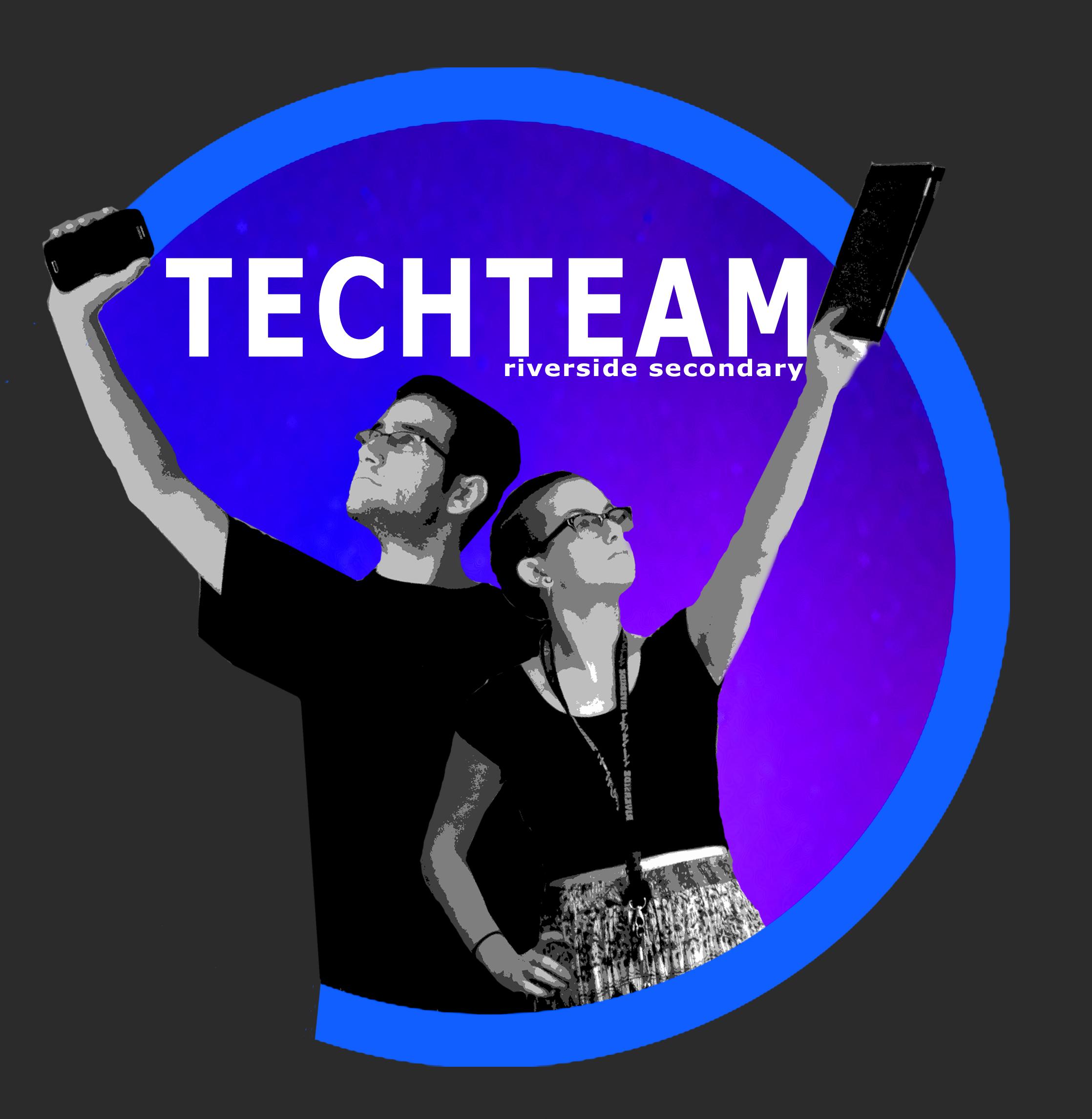 Tech Squad Logo 2015