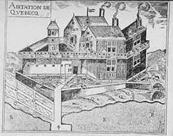 The Habitation of Quebec