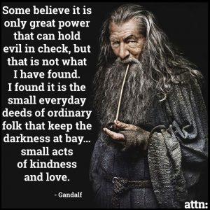FEC, Gandalf, and Aesop