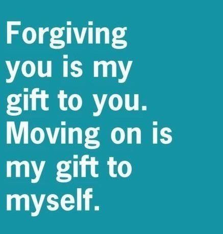 Forgiveness Maras Blog