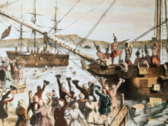 who influenced some american documents The american revolution - (important documents) the glorious cause for american independence.