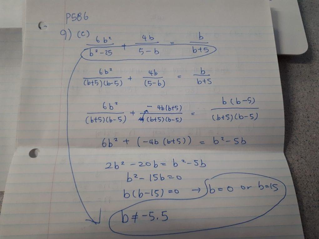 WEEK 15 - PRE-Calculas 11