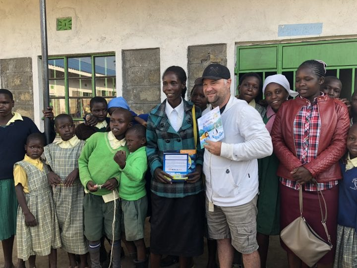 Write to Give (Kenya, Africa)….was so much more!