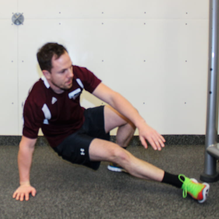 Exercise: Ultimate Sit Out