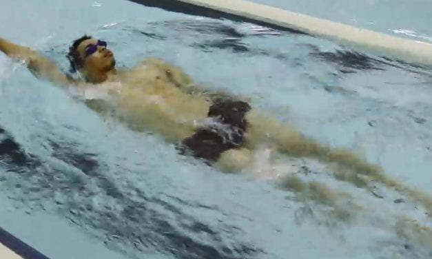 Backstroke Coordination