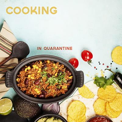 Cooking in quarantine- chilli