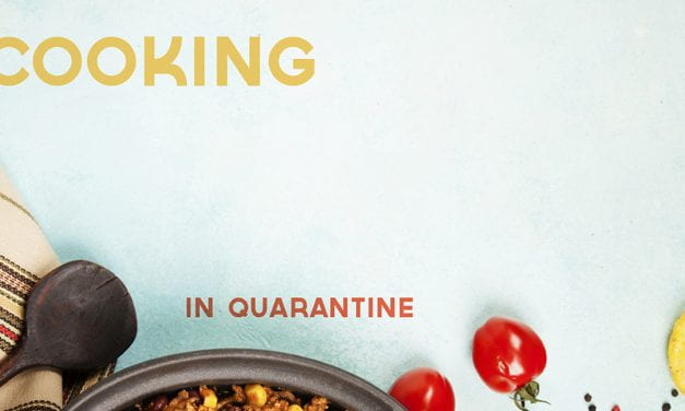 Cooking in Quarantine