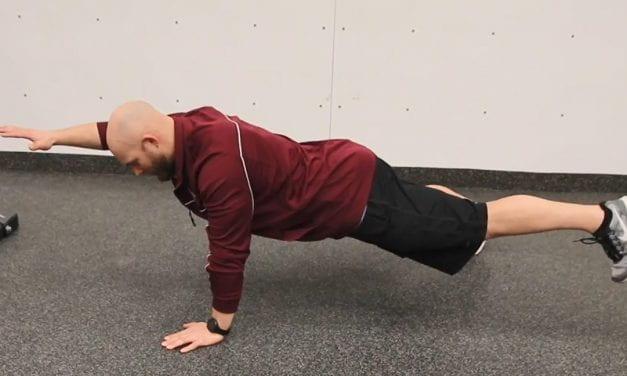 Plank Progressions