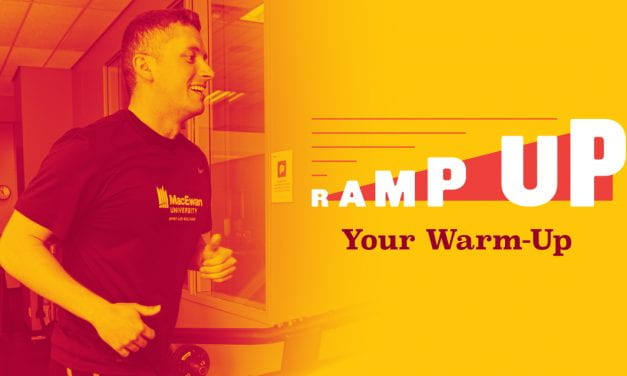 RAMPing up your Warm-up
