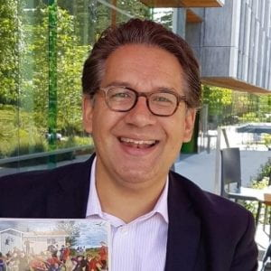 Photo of David MacDonald
