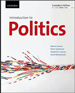 Amazon.ca Introduction to Politics: First Canadian Edition